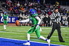 Cicero-North Syracuse Northstars Jaiquawn McGriff (6) scores a touchdown against the Elimira Express in NYS Regional Finals Class AA Football game action at the Micheal Bragman Stadium in Cicero, New York on Saturday, November 10, 2018. Cicero-North Syracuse won 42-20.