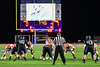 Liverpool Warriors played the Cicero-North Syracuse Northstars in Section III football game action at the Micheal Bragman Stadium in Cicero, New York on Friday, September 13, 2019. Liverpool won 10-0.