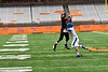 Cicero-North Syracuse Northstars played the Utica-Proctor Raiders in Section III Class AA Championship Football game action at the Carrier Dome in Syracuse, New York on Saturday, November 9, 2019. Cicero-North Syracuse Northstars won 28-25.
