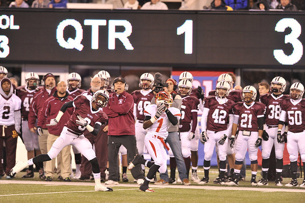 12-02-2011 Don Bosco 42 vs. Bergen Catholic 14 Non-Public Group IV Championship @ MetLife Stadium