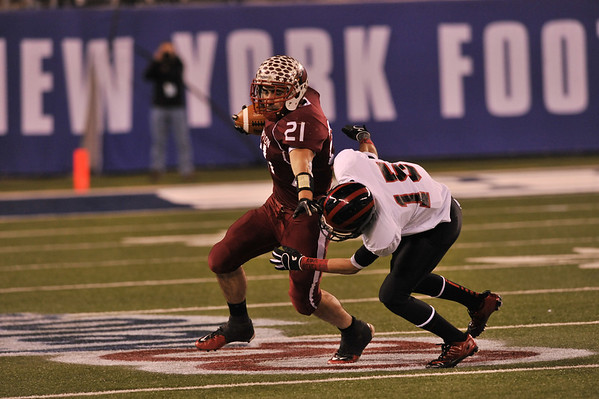 12-02-2011 Pompton Lakes 20 vs. Glen Rock 0 North 1 Group 1 State Championship @ MetLife Stadium