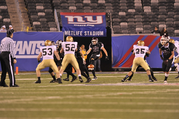 12-03-2011 Wayne Hills 15 vs Old Tappan 12 Norh 1 Group lll Championship @ MetLife Stadium