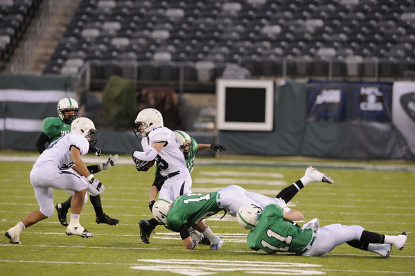 12-7-2013 Pascack Valley 32 Paramus 8 North 1 Group 4 State Championship at MetLife Stadium
