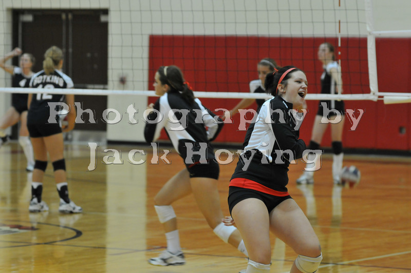Fort Loramie Girls Volleyball 2008