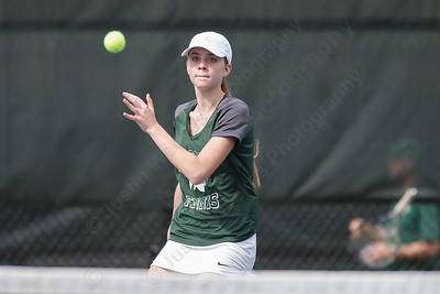 Maloney's Madison Clancy Monday at Maloney High School in Meriden May 7, 2018 | Justin Weekes / Special to the Record-Journal
