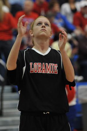 Girls Basketball Regional Finals 03-13-2010