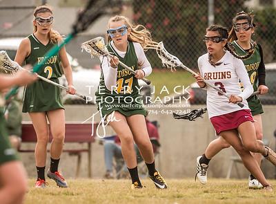 Edison Girls Lacrosse vs LB Wilson-24