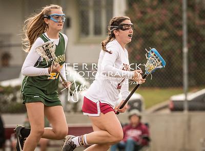 Edison Girls Lacrosse vs LB Wilson-15-2