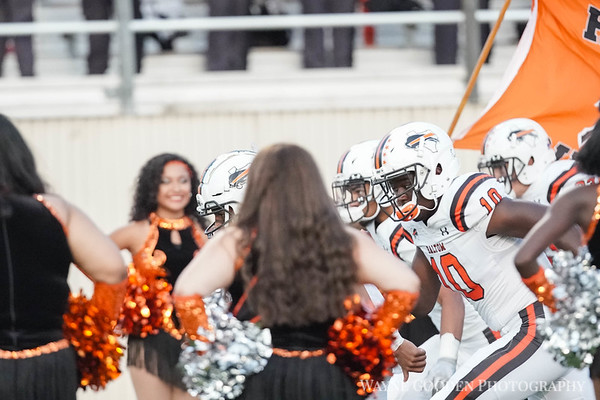 Haltom High School Buffalos 9-13-19