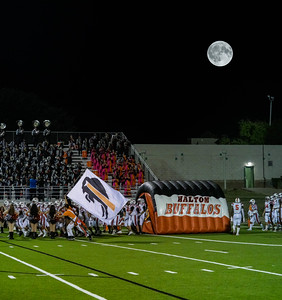 Friday the 13th Full Moon Haltom Buffalos
