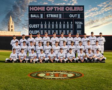 2020 Varsity Oilers