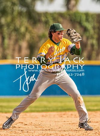 Edison @ Fountain Valley Baseball-30