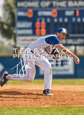 Edison @ Fountain Valley Baseball-43