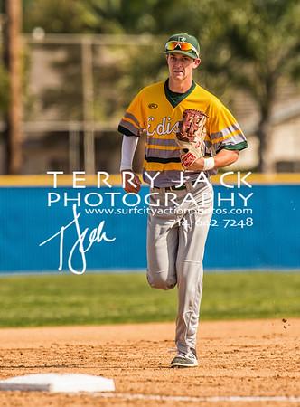 Edison @ Fountain Valley Baseball-41
