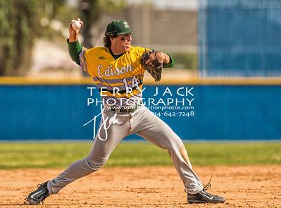 Edison @ Fountain Valley Baseball-35