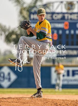 Edison @ Fountain Valley Baseball-2