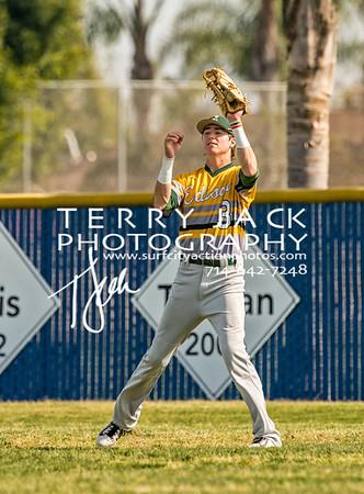 Edison @ Fountain Valley Baseball-100