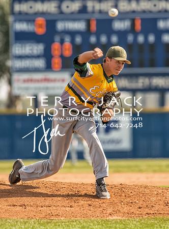 Edison @ Fountain Valley Baseball-12