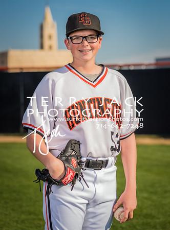 f hunter HB Oilers Baseball 2019-88