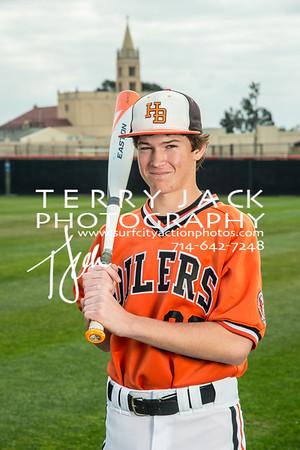 2015 HBHS Baseball -067