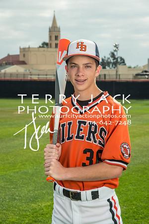 2015 HBHS Baseball -046