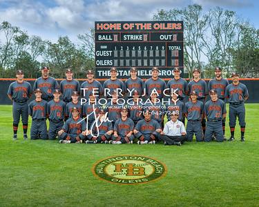 2015 Varsity Team 16x20
