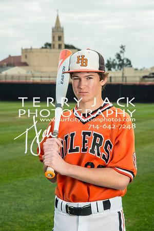 2015 HBHS Baseball -069