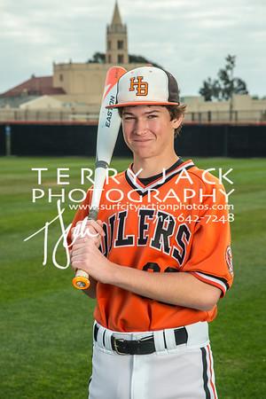 2015 HBHS Baseball -066
