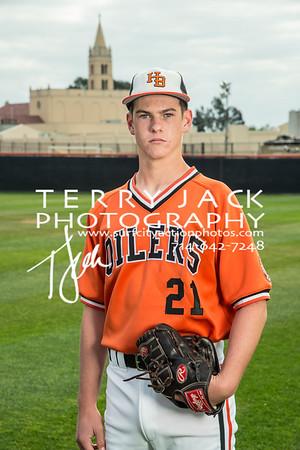 2015 HBHS Baseball -056