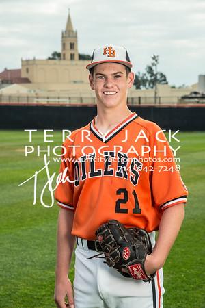 2015 HBHS Baseball -054