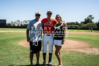 HB vs  Los Al Senior Day 2014-090