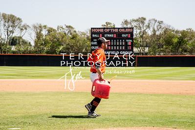 HB vs  Los Al Senior Day 2014-015