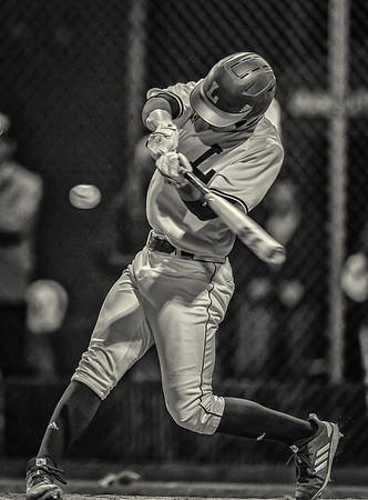 Olu vs  JSerra Baseball-1128niknik bw