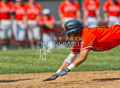 Los Al @ HB Varsity Baseball 2012_4679