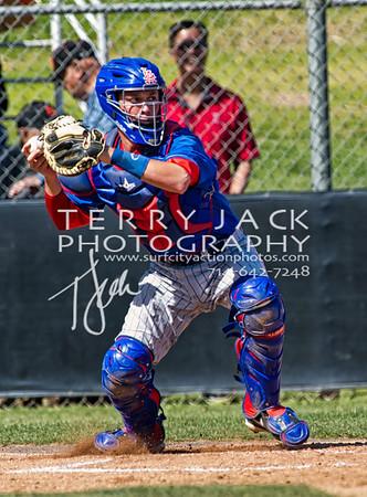 Los Al @ HB Varsity Baseball 2012_4664