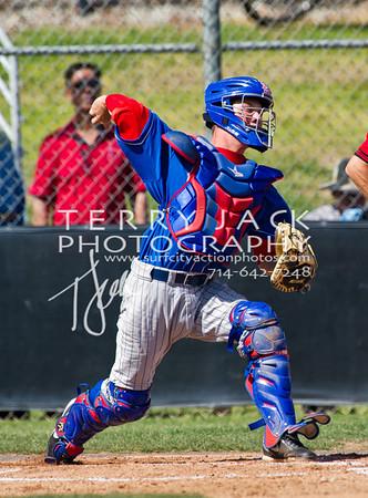 Los Al @ HB Varsity Baseball 2012_4666