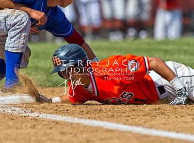 Los Al @ HB Varsity Baseball 2012_4674