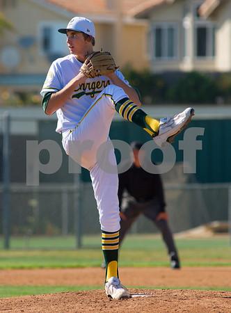 Santiago (Corona) @ Edison CIF Baseball Playoff_5309