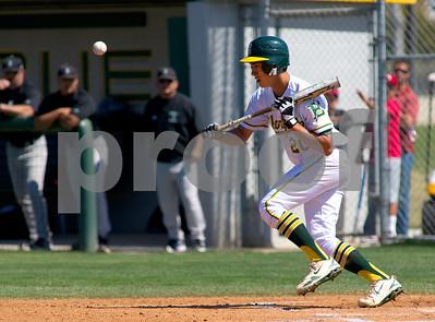 Santiago (Corona) @ Edison CIF Baseball Playoff_5428
