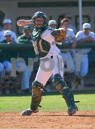 Santiago (Corona) @ Edison CIF Baseball Playoff_5326