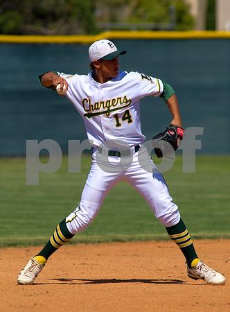 Santiago (Corona) @ Edison CIF Baseball Playoff_5384