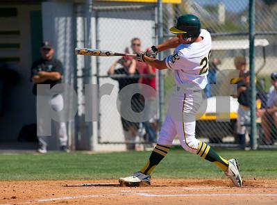 Santiago (Corona) @ Edison CIF Baseball Playoff_5433
