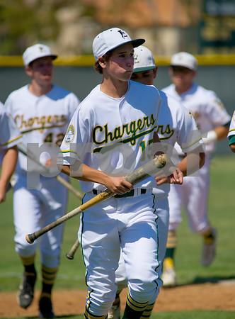 Santiago (Corona) @ Edison CIF Baseball Playoff_5358