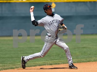 Santiago (Corona) @ Edison CIF Baseball Playoff_5418