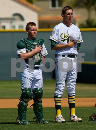 Santiago (Corona) @ Edison CIF Baseball Playoff_5373