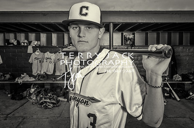 Canyon Baseball 2016-367bw