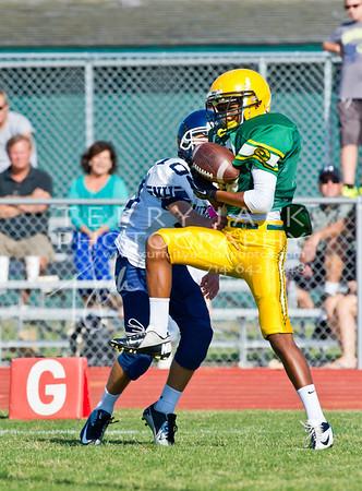 Newport Harbor @ Edison 2012 Frosh Football_6273