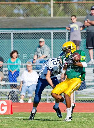 Newport Harbor @ Edison 2012 Frosh Football_6274