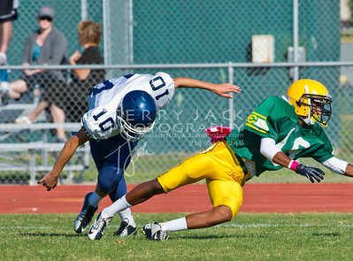 Newport Harbor @ Edison 2012 Frosh Football_6275