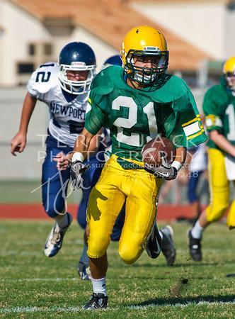 Newport Harbor @ Edison 2012 Frosh Football_6276